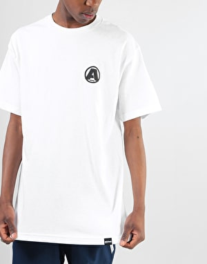 Almost Pocket A T-Shirt - White
