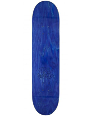 CRV WKD Butt Mud Skateboard Deck - 8