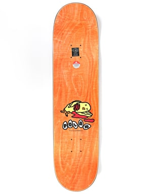Polar Oskar Chicken Mama Skateboard Deck - 8