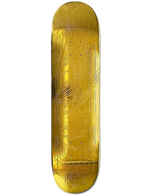 Primitive Rodriguez Eagle Skateboard Deck - 8.25""