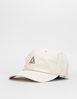 HUF Triple Triangle Curved Visor Cap - Birch