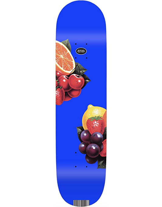 "Quasi ""Fruit"" Skateboard Deck - 8.375"""
