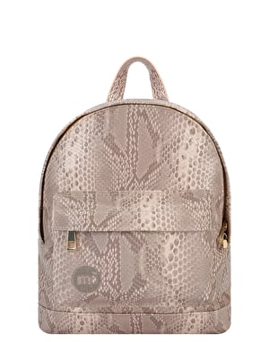 Mi-Pac Gold Super Mini Snake Backpack - Natural