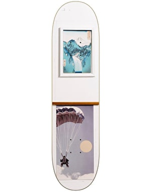 Isle Arnold Sports & Leisure Skateboard Deck - 8.375