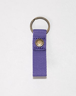Fjällräven Kånken Key Ring - Purple