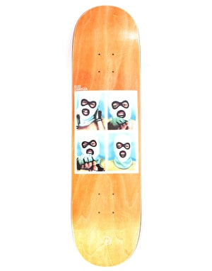 Polar Klez Zawisza Photo Skateboard Deck - 8.25