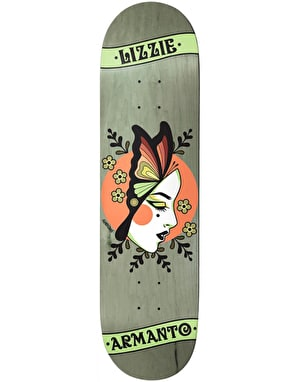 Birdhouse Armanto Butterfly Skateboard Deck - 8
