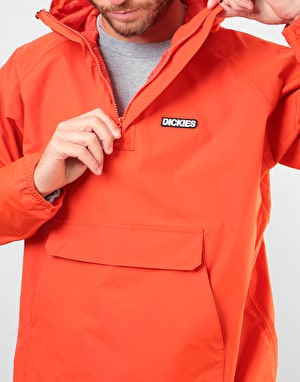 Dickies Axton Pullover Jacket - Orange