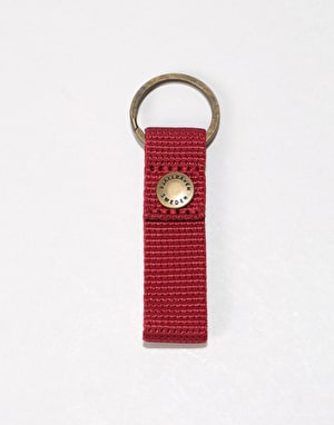 Fjällräven Kånken Key Ring - Ox Red