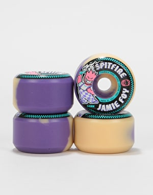 Spitfire Foy Swirl Formula Four Conical Full 99d Pro Wheel - 54mm