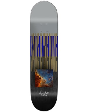 Chocolate Perez Don't Trip Skateboard Deck - 8.375
