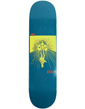 Traffic Oyola Watch Skateboard Deck - 8.25