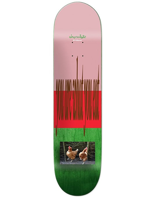 """Chocolate Anderson Don't Trip Skateboard Deck - 8.125"""""""