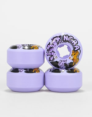 OJ Nora Cat and Mouse Insaneathane Universals 101a Pro Wheel - 55mm