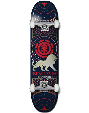Element Nyjah Adorned Complete Skateboard - 7.75