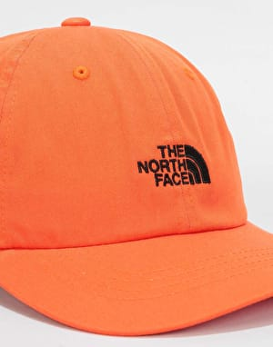The North Face Norm Cap - Persian Orange/TNF Orange