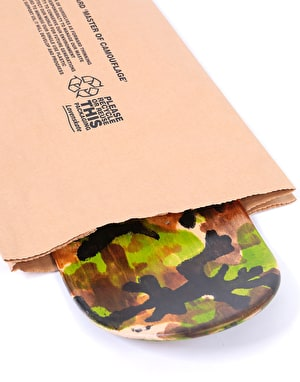 Lovenskate Adams Master of Camouflage Skateboard Deck - 8.25