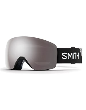 Smith Skyline 2019 Snowboard Goggles - Strike/Sun Platinum Mirror