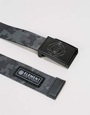 Element Beyond Web Belt - Bark Camo