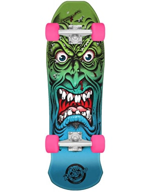 Santa Cruz Mini Roskopp Face Cruiser - 8.025