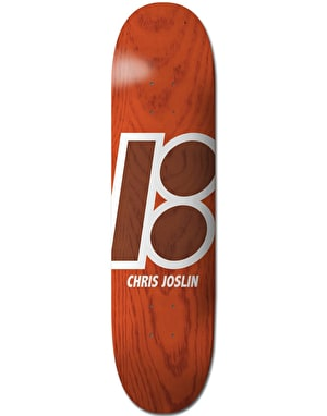 Plan B Joslin Stained Pro.Spec Skateboard Deck - 8.25