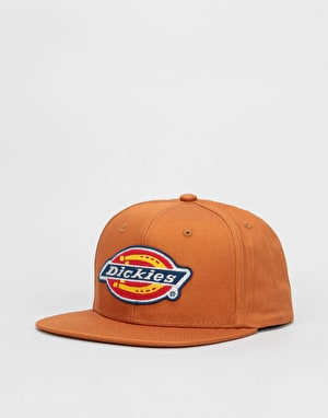 Dickies Muldoon Snapback Cap - Brown Duck