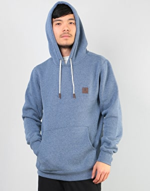 Element Heavy Pullover Hoodie - Midnight Blue Heather