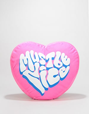 RIPNDIP Love Affair Throw Pillow - Pink