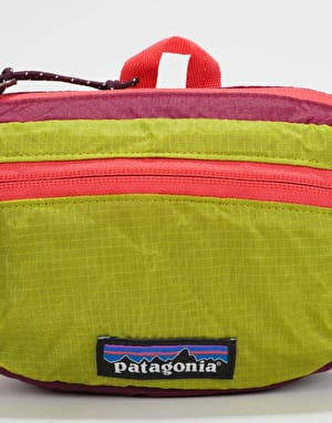Patagonia Lightweight Travel Mini Cross Body Bag - Patchwork
