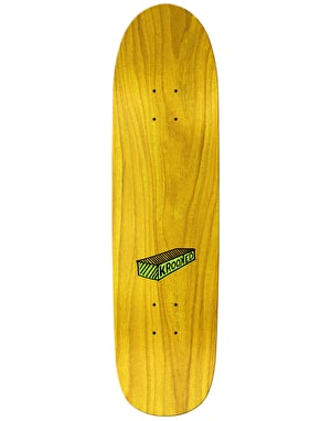 Krooked Ronnie Chatter Box Skateboard Deck - 8.25