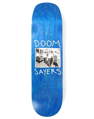 Doom Sayers The Approach Shovel Team Deck - 8.4