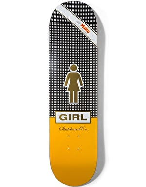 Girl Malto Cubano Skateboard Deck - 8.25