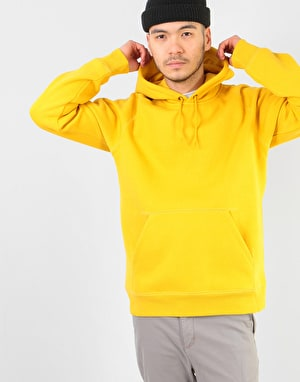 Carhartt Carhartt Hooded Chase Sweatshirt - Quince/Gold