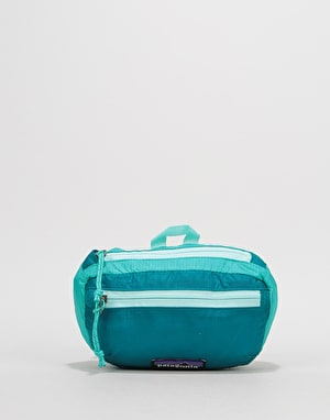 Patagonia Lightweight Travel Mini Cross Body Bag - Strait Blue