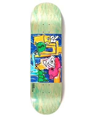 Polar Herrington Debacle Pro Deck - 8.125