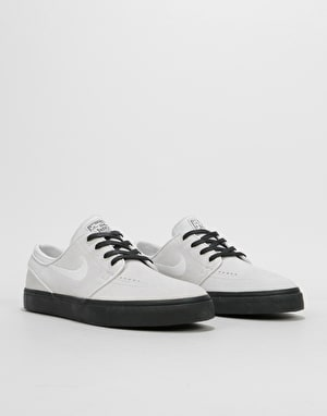 Nike SB Zoom Stefan Janoski Skate Shoes - Vast Grey/Vast Grey-Black