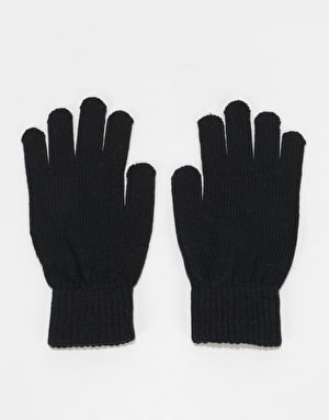 Independent Flip Gloves - Black