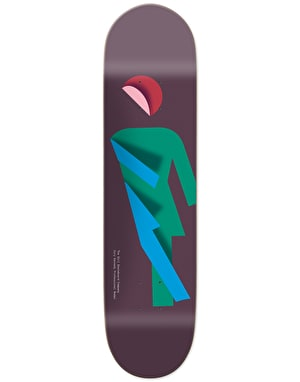 Girl Kennedy Folded OG Skateboard Deck - 8.375
