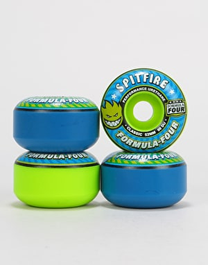 Spitfire Mash-Up Formula Four Classic 99d Team Wheel - 52mm