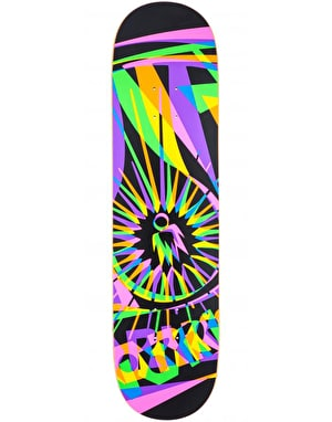 Alien Workshop OG Dayglo Skateboard Deck - 8