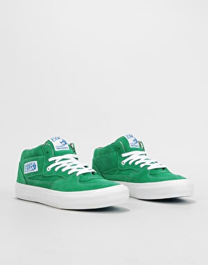 Vans Half Cab Pro Skate Shoes - (Ray Barbee) OG Emerald