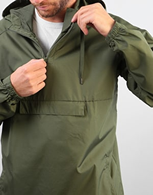 Route One Pullover Windbreaker - Army