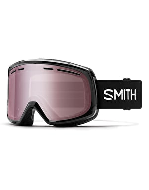 Smith Range 2018 Snowboard Goggles - Black/Ignitor Mirror