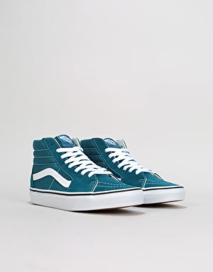 Vans Sk8-Hi Womens Trainers - Corsair/True White