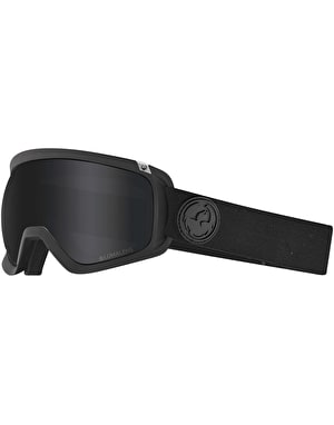 Dragon D3 OTG 2019 Snowboard Goggles - Murdered/Dark Smoke