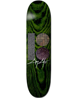 Plan B Cole Street Pro.Spec Skateboard Deck - 8.25