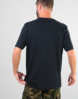 Element Dusk T-Shirt - Flint Black