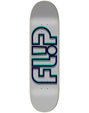 Flip Odyssey Depth Skateboard Deck - 7.88