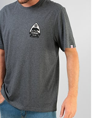 Element Arrow T-Shirt - Charcoal Heather