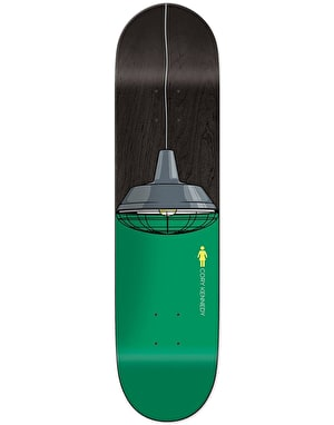 Girl Kennedy Illuminated Pro Deck - 8.25